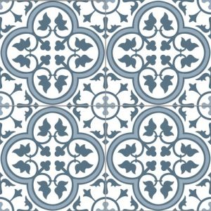 hampton blue pre cut 45x45 patchwork goetan
